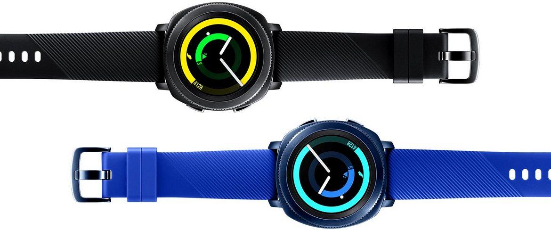 ... dizajn hodiniek Gear Sport meniť podľa svojej nálady.  Nezáleží na tom a8fa004f1b